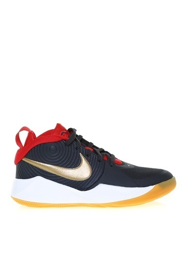 Nike Nike AQ4224-011 Gri Erkek Çocuk Basketbol Ayakkabısı Gri